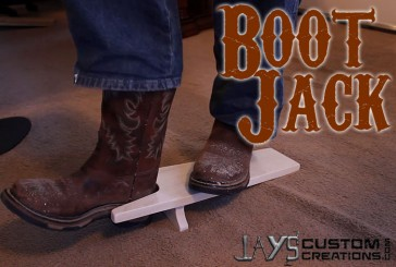 Make A Boot Jack