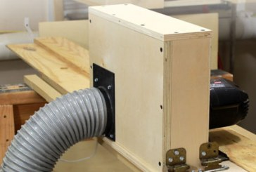 Adding Dust Collection To A Circular Saw