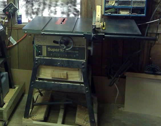 Table Saw Dust Collection 12