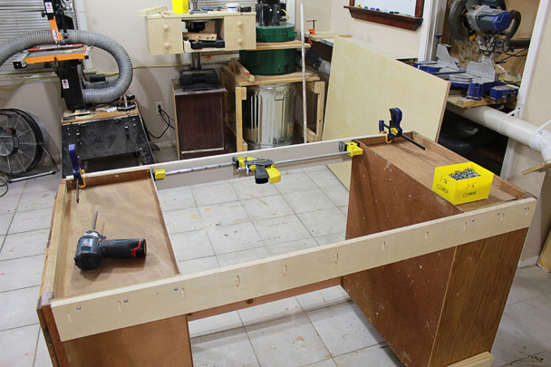 table saw outfeed table (12)