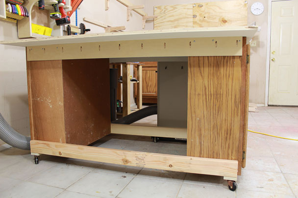 table saw outfeed table (14)