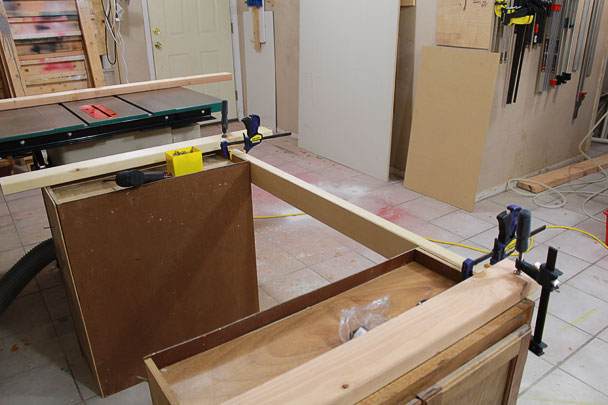 table saw outfeed table (2)
