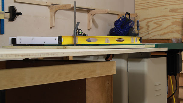 table saw outfeed table (5)