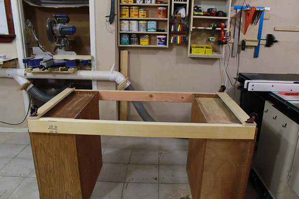 table saw outfeed table (6)