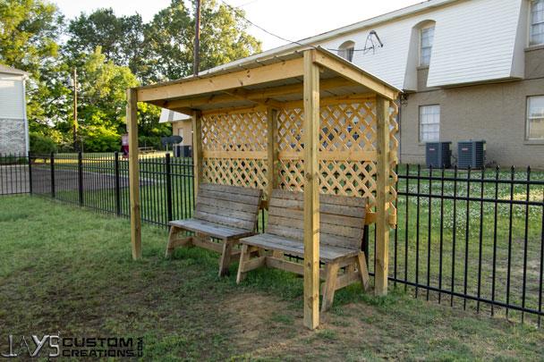 Dog Park Shelter (1)