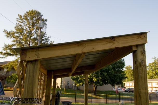 Dog Park Shelter (4)