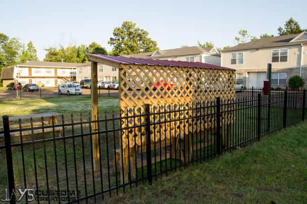 Dog Park Shelter (5)