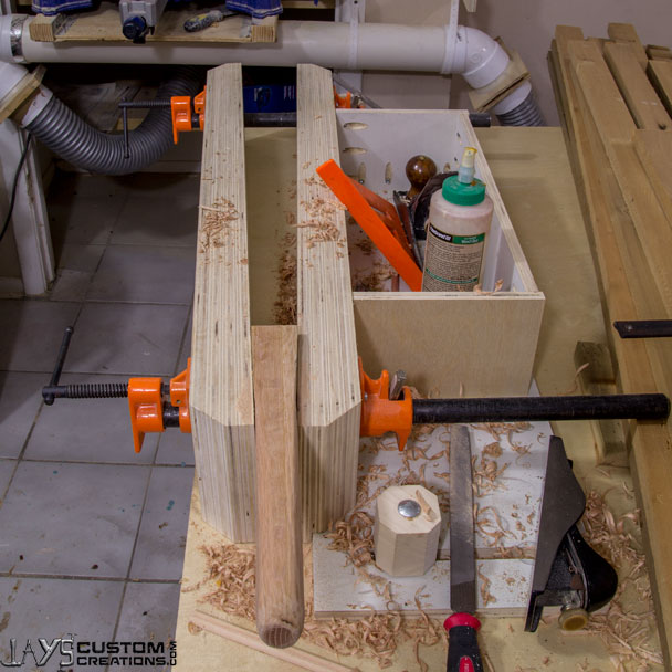 mallet made from headboard (11)