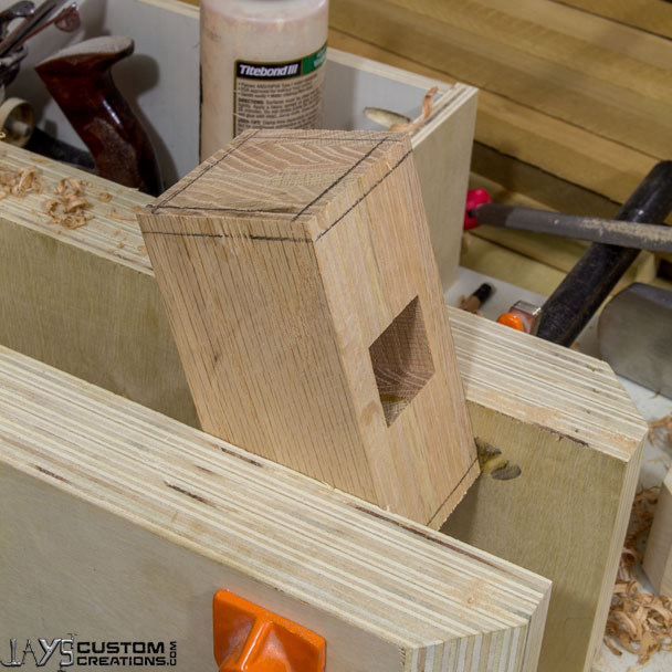 mallet made from headboard (13)