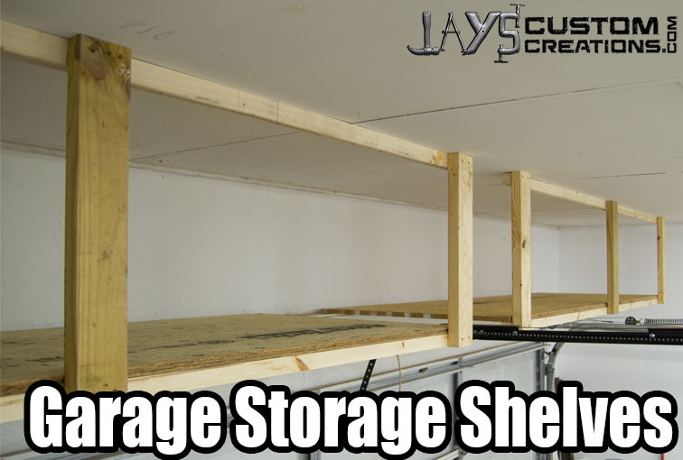 What Does Garage Mean: Adding Storage Above The Garage Door