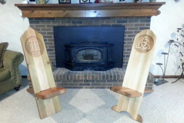 Patrick Melchior's Viking Chairs