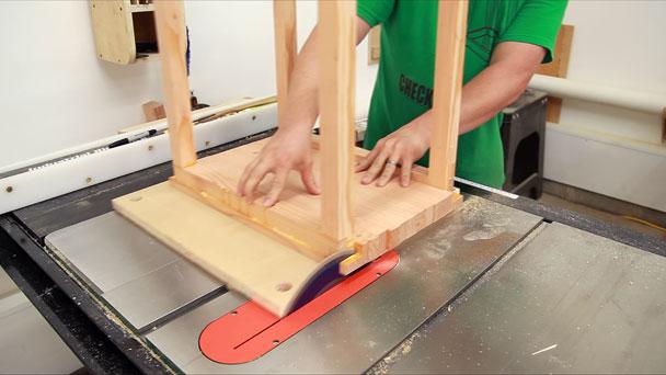 2x4 half lap bar stools (17)