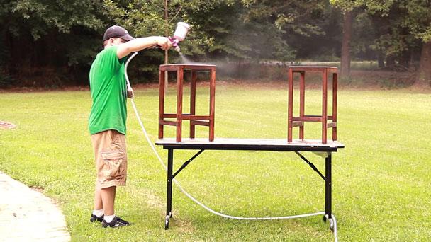 2x4 half lap bar stools (21)