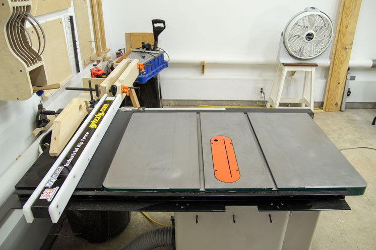 Grizzly G0690 Table Saw (16)