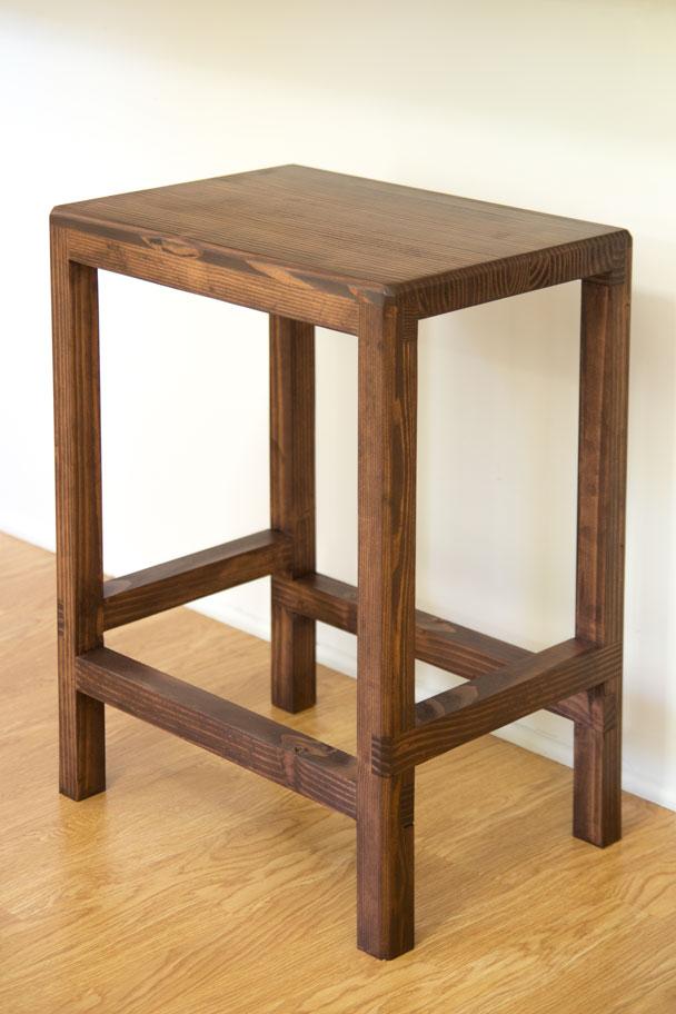JCC 2x4 bar stools (6)