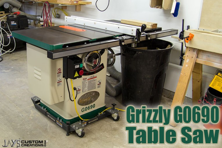 Thoughts On My Grizzly G0690 Table Saw