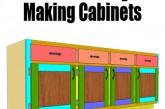 SketchUp – Making Cabinets