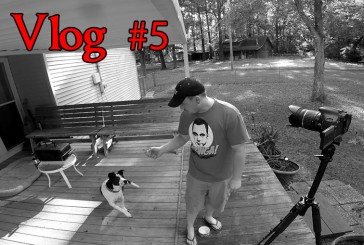 Vlog #5: Let The Good Times Roll….except in Atlanta