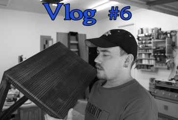 Vlog #6: Stools and Tools