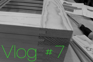 Vlog #7: Tongue And Groove Doors, Upcoming Free Tools