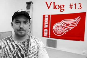 Vlog #13: Red And White Shop, Tool Giveaway