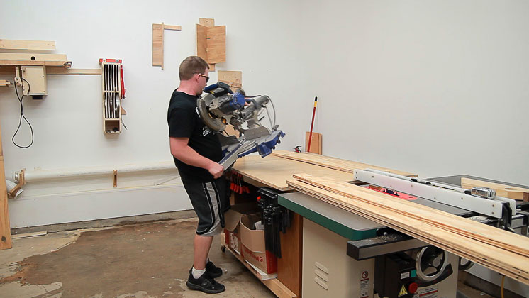 table saw clutter catcher shelf (3)