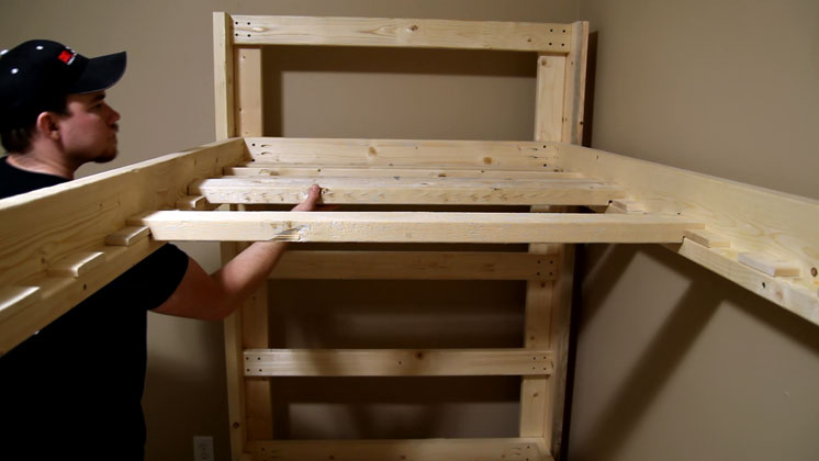 Sturdy Twin Bed Frame