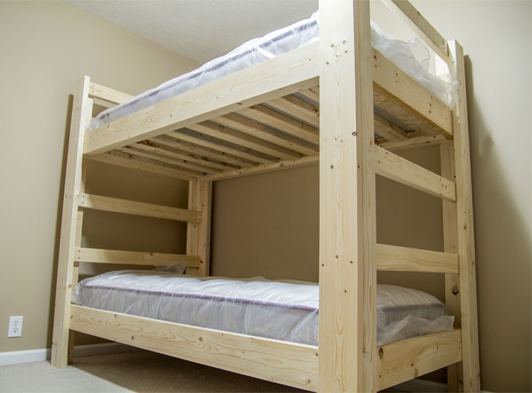 474c717d391b Build A Bunk Bed | Jays Custom Creations
