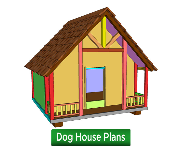 Building A Cottage Style Dog House Jays Custom Creations