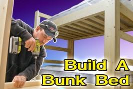 Build A Bunk Bed