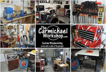 Tour of The Carmichael Workshop