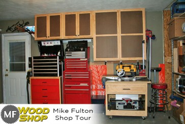 Mike Fulton Wood Shop – Shop Tour