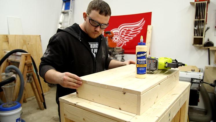wooden cooler box (21)