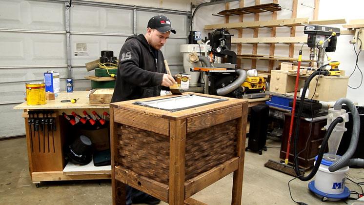 wooden cooler box (29)