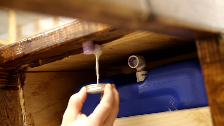 wooden cooler box (30)