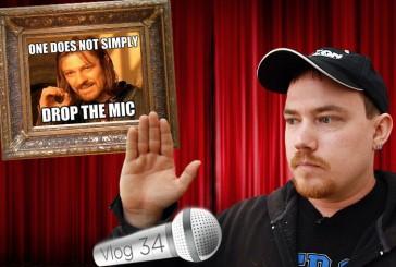 Vlog #34: Lots of Pocket Hole Conversations Lately…