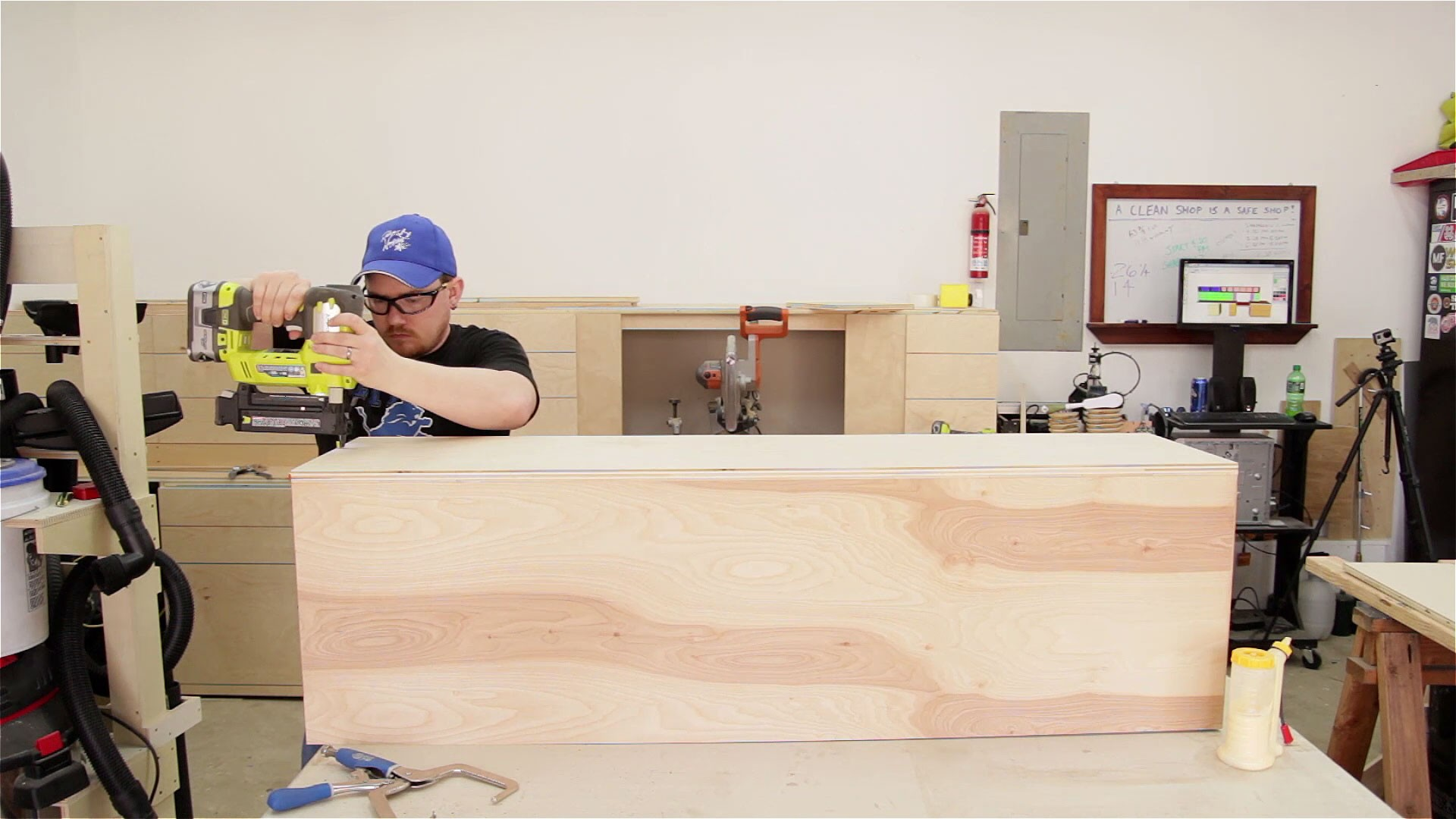 miter saw station storage boxes and drawer fronts (14)