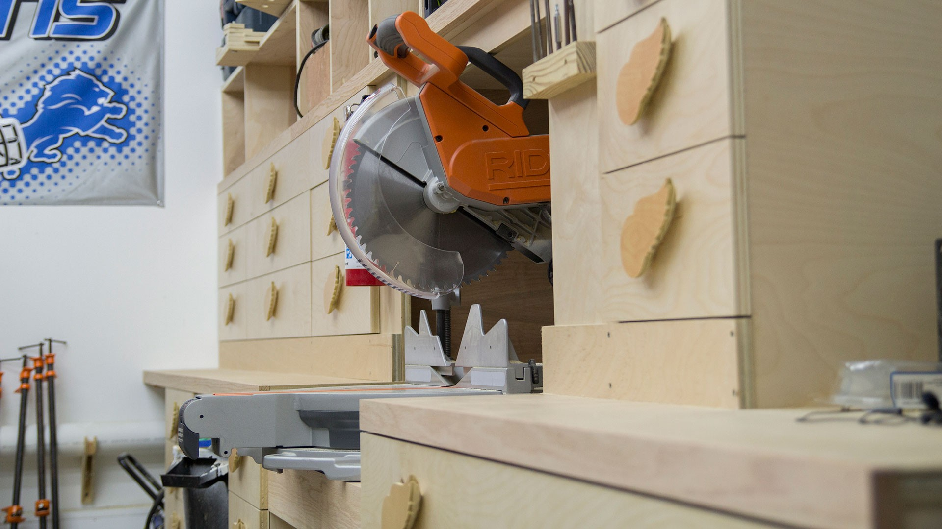 miter saw station storage boxes and drawer fronts (22)