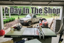 A Day In The Shop