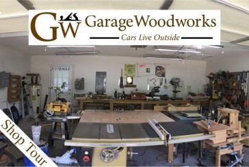 Garage Woodworks Shop Tour