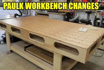 Paulk Workbench Changes