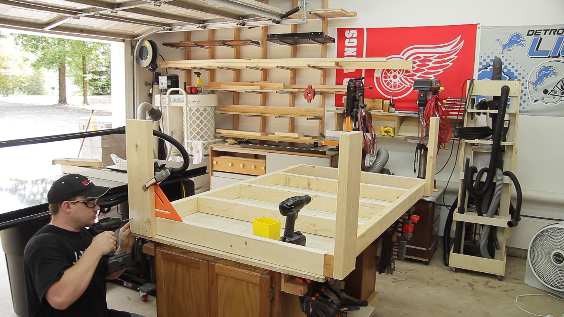 Modified Paulk Workbench Jays Custom Creations