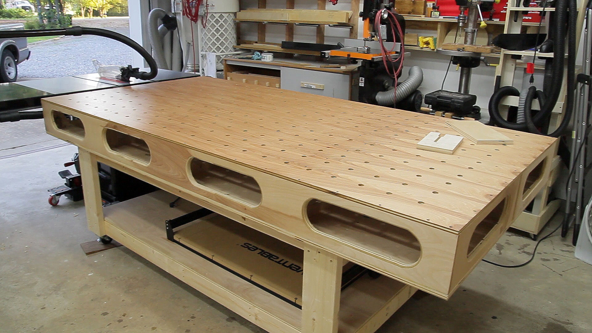 Paulk Workbench Changes | Jays Custom Creations