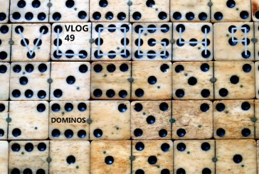 Vlog #49: Bookcases, Chest-o-Drawers, Dominos