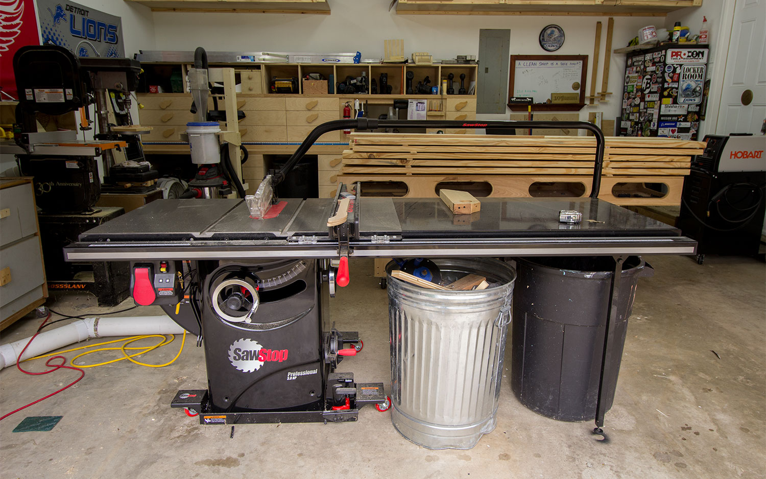 2 car garage woodshop shop tour 2015 jays custom creations for Homepage shop