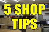 5 Tips For Any Workshop