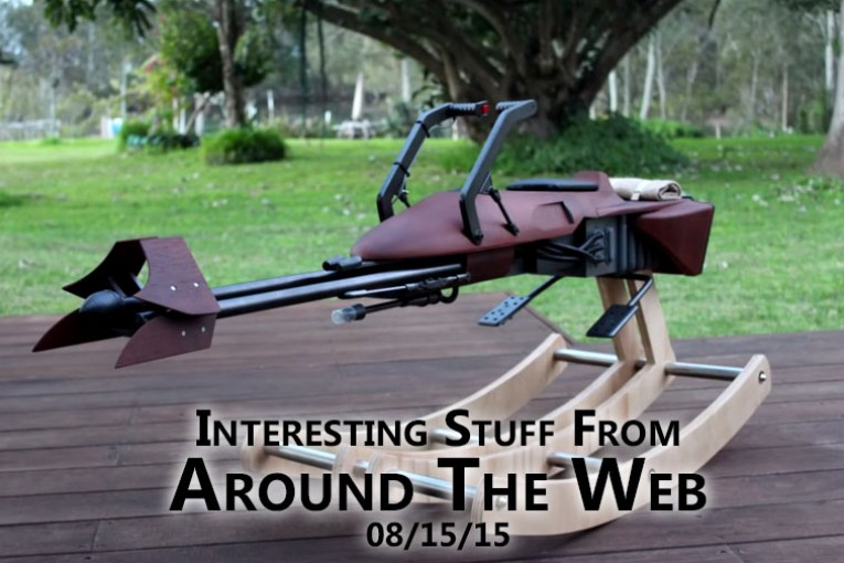 Interesting Stuff From Around The Web #93 – August 15, 2015