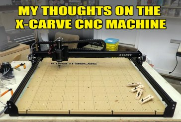 Thoughts On My X-Carve CNC Machine