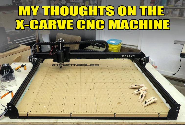 cnc machine x carve