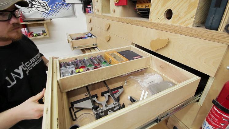 drawer trays (10)